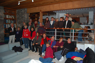 2008 Healy Christmas Party