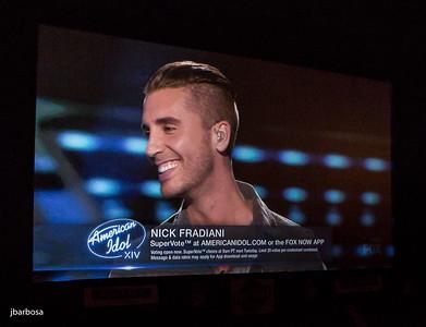 Nick Fradiani on Idol-jlb-03-19-15-1725w