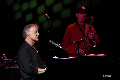 Bruce Hornsby at MGM Grand / Foxwoods - Mar09