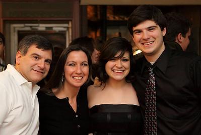 Emily and the Tritones at Cilantro's - Dec 08