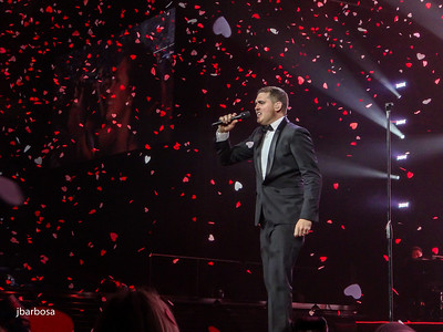 Michael Buble at Hartford - Sep 2013
