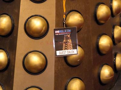 guest Dalek detail