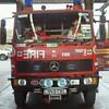 Britian Engine Mercedes 1124AF