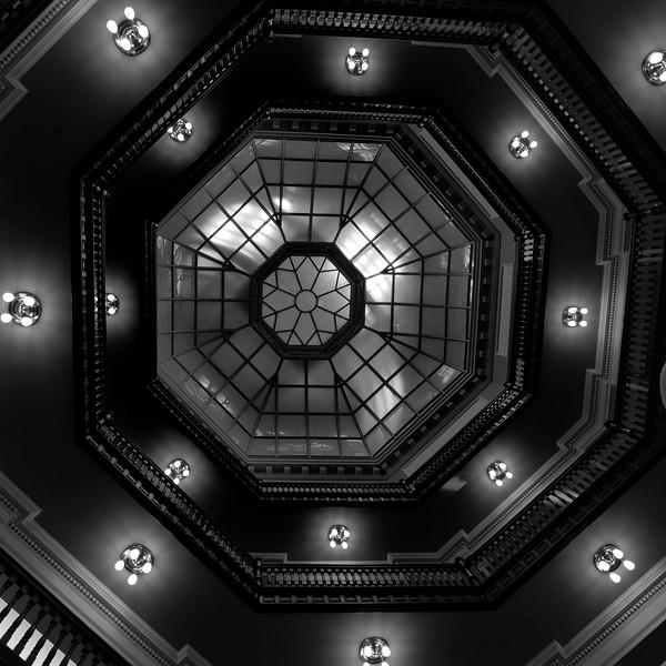 Cupola at Johns Hopkins Hospital