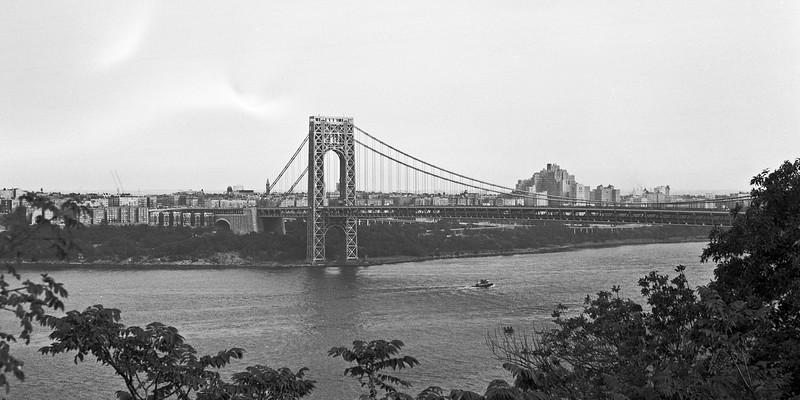 Geroge Washington Bridge - 1962