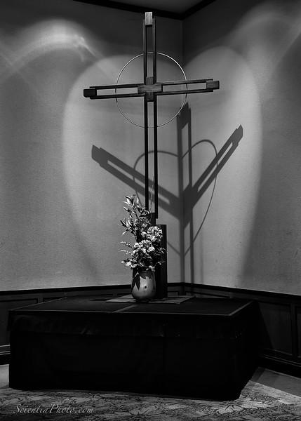 The Cross at Honolulu Presbyterian Church