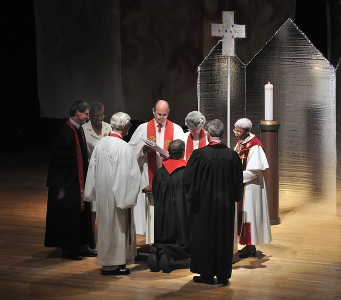 Ordination of Vaughan