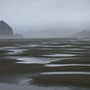 Haystack Rock at Cannon Beach, Oregon<br /> 2005