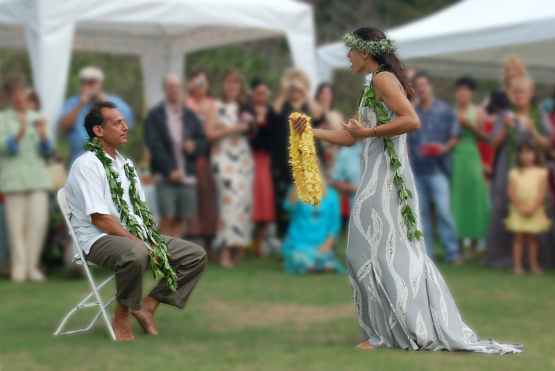 Wedding Hula