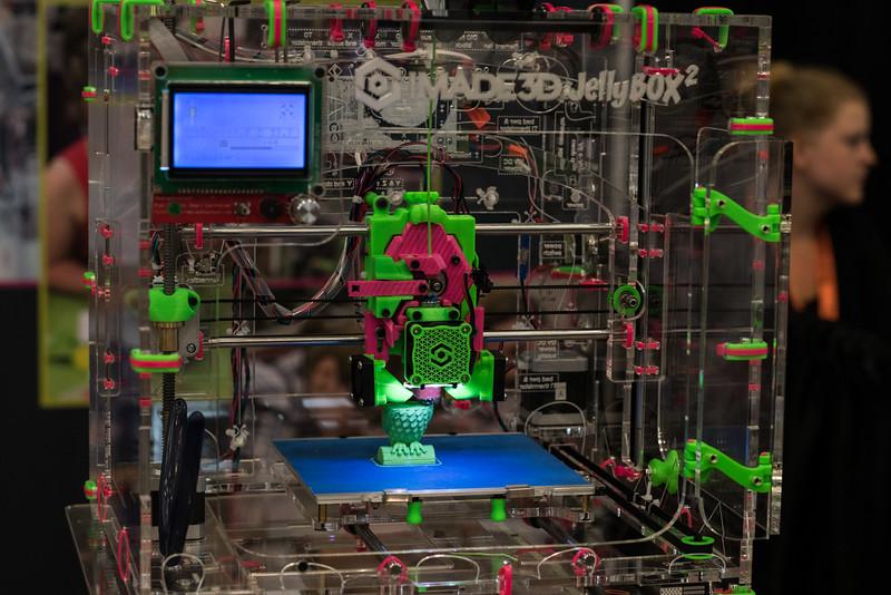 3-D Printer Gears & Wheels - 1