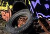 Streetcar Wheel & Tire