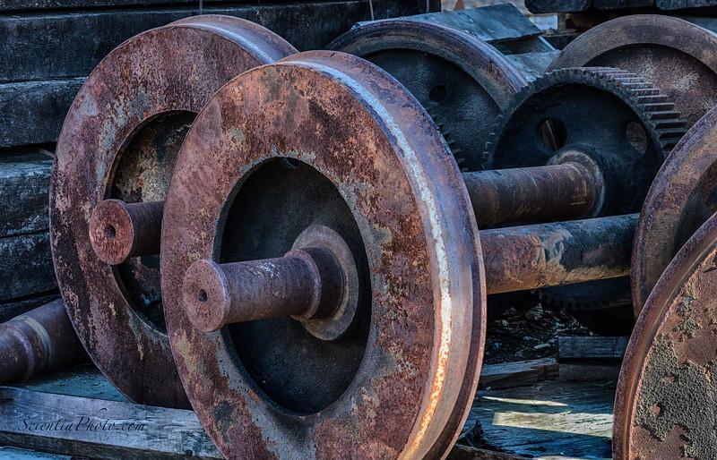 Streetcar Rail Wheels