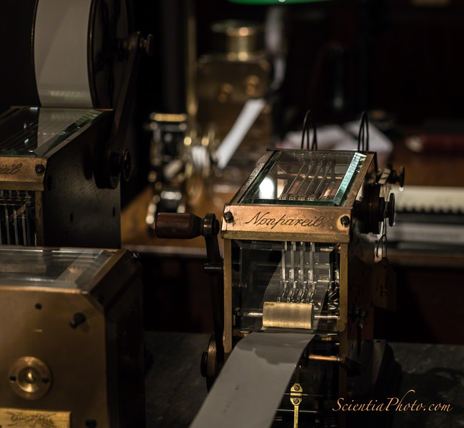 Victorian Era Punched Tape Encoder