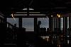 Twilight View from M. C. Perklins Cove Restaurant