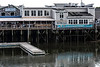 Wharf  at Boothbay Harbor
