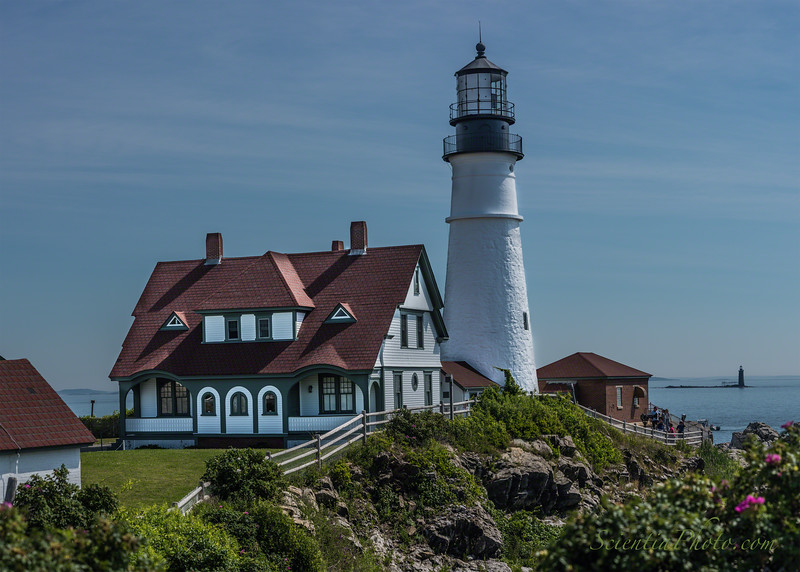 Portland Head Lighthouse - The Most Photographed Lighhouse in Maine