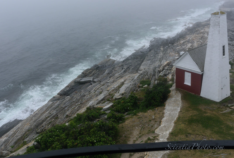 View from the Pemaquid Lighhouse