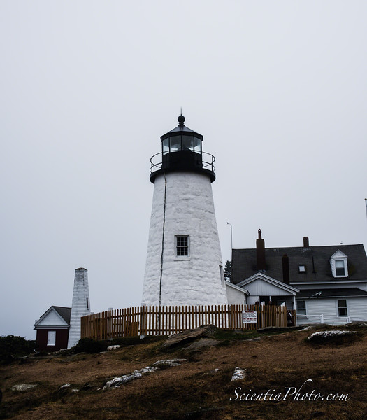 The Pemaquid Lighthouse