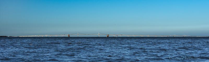 The Chesapeake Bay Bridges