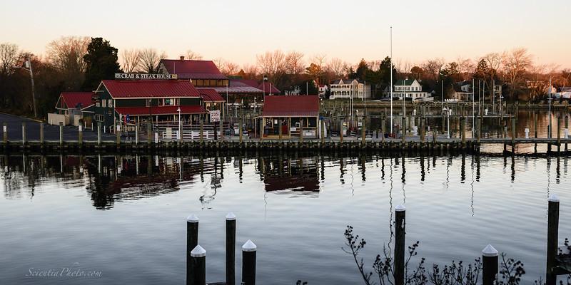 St. Michael's Town Docks