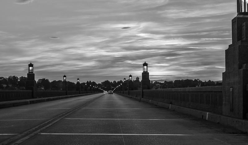 Veterans Memorial Bridge on the Old Lincoln Highway II