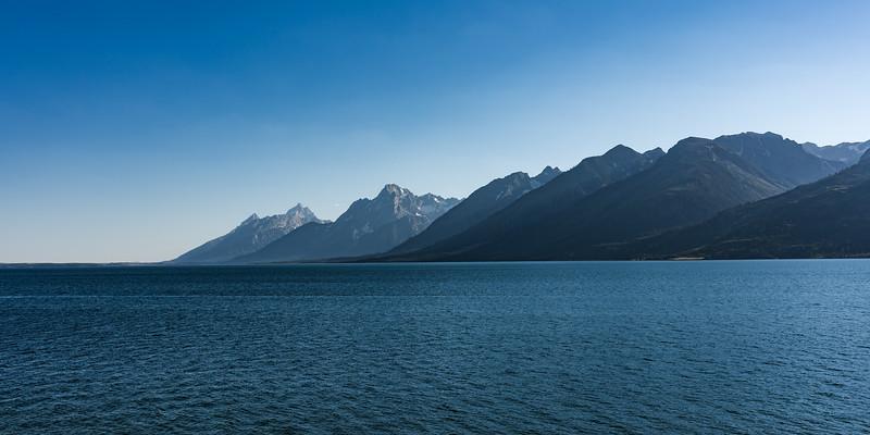 05 Grand Tetons & Jackson Lake