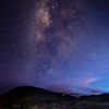 13 Summer Milky Way from Hale Pohaku @ 9,200 Ft up Mauna Kea