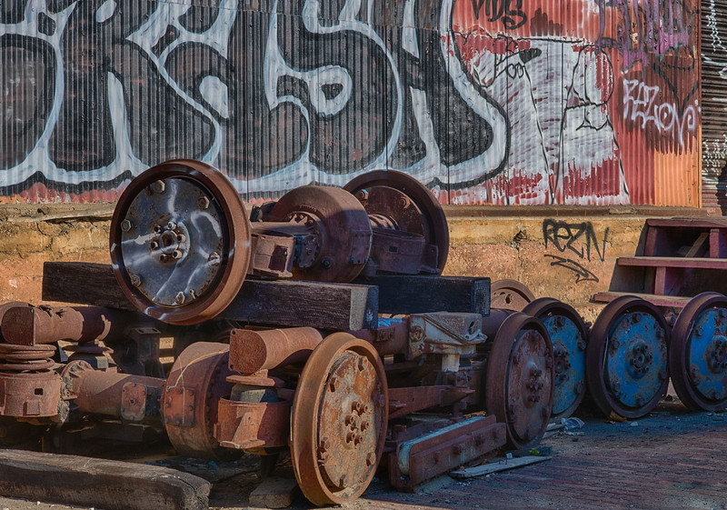 A Train of Wheels - II