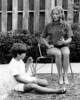 """Midsummer Night's Dream"" youth production, Creative Arts Guild, mid 70s. Marla Martin."