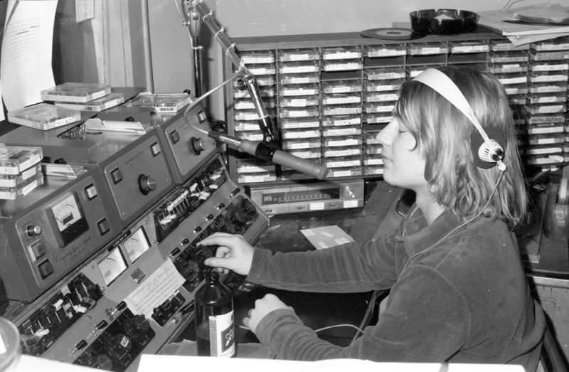 A special treat for all you WBLJ Radio in the 70s Fans- Charlie Pritchard! He was a D.J. on AM 1230 and doubled as its chief engineer. He was Schlitz-fueled and could repair stuff with bubble gum and duct tape...