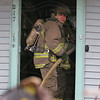 Working Fire on West Tupper Street<br /> <br /> Photo by John Hanley