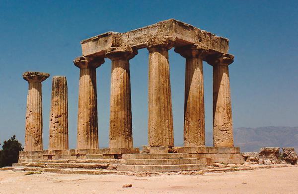 Greece: Peloponnesus