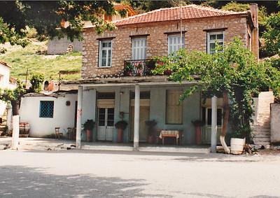 "The village ""Taverna"", Laconia Province, Peloponnesus."