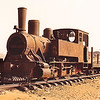 "The Hejaz Railway-Saudi Arabia 1989 : In the Fall of 1989, fellow geologist Walt Venum and I retraced the route of the Hejaz Railway in Saudi Arabia from Madinah to Madein Saleh. In two Toyota Landcruisers, Walt and I drove from Jeddah on the Red Sea coast to the holy city of Al Madinah, then folowed the old roadbed of the railway built by the Turkish Army around 1904-1905. It was ostensibly built to serve both the military and transport pilgrims undertaking the Haj to Al Madina and Mekkah (Mecca). This is the same rail line that was extensively sabotaged by arab militia units led by Col. T.E. Lawrence (of ""Lawrence of Arabia"" fame)."