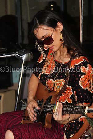 Rachel Ammons King Biscuit Blues Festival, Helena AR