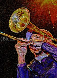 Suavo Jones Ghost Town Blues Band