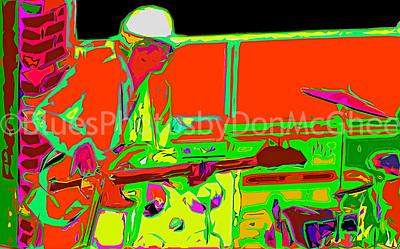 Geoff Newhall The Rickey Godfrey Band