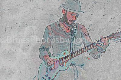 Brett Lucas Saint Cecilia band