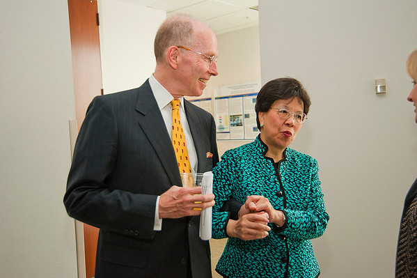 2010 Margaret Chan Visit