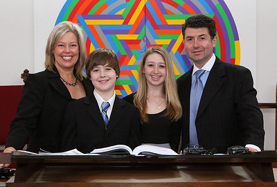 Josh's Bar Mitzvah - March 09
