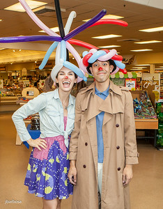 Silly Saturday at S&S Clinton - Aug 2014