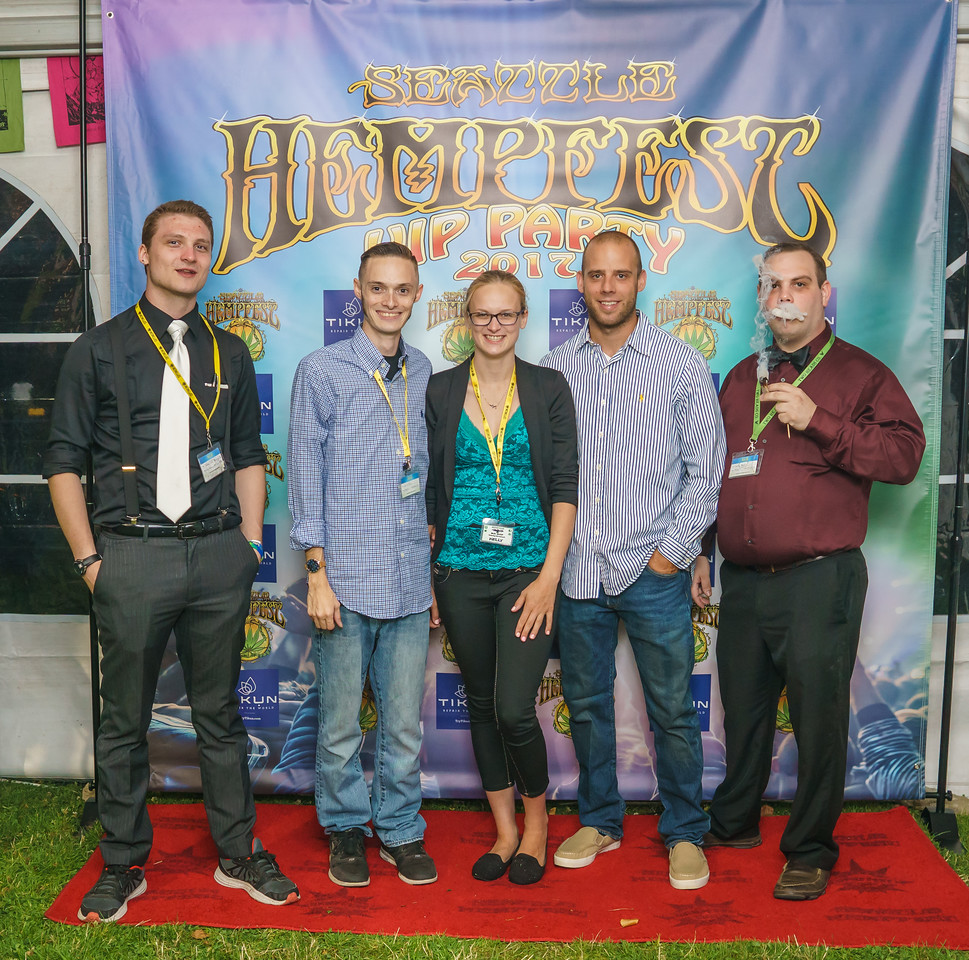 VIP photos shot and processed by Daniel Bernstein and Mark Gladding