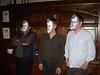 Three Reserve Bank Masketeers: Joe, Steven, David
