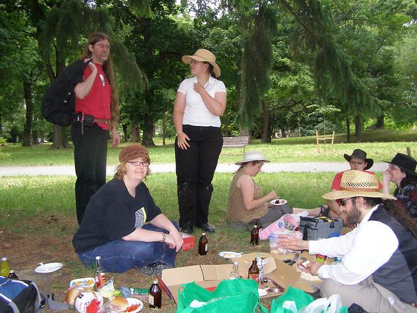 2009-12-20 Joanna's birthday picnic