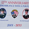September 11th Remembrance in Honor of Terrence Farrell and George Howard at Hicksville F D  St  3 9-8-11-3