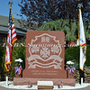 September 11th Remembrance in Honor of Terrence Farrell and George Howard at Hicksville F D  St  3 9-8-11-4