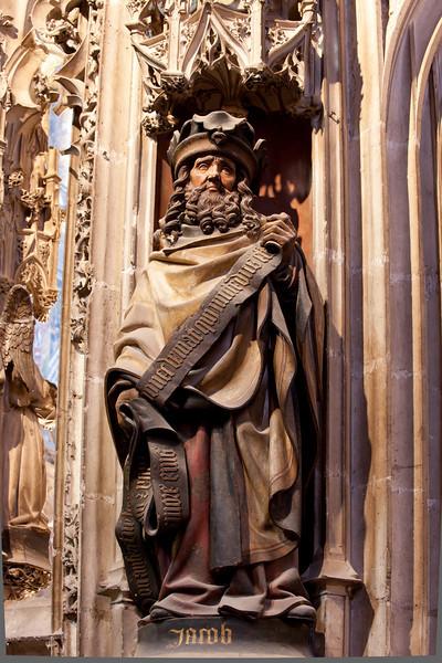 Albi Cathedral of Saint Cecilia - The Prophet Jacob (16C)