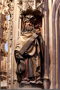 Albi Cathedral of Saint Cecilia - The Prophet Jacob (16C)