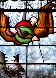 Auch Cathedral, Jonah and the Whale