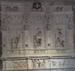 Autun Museum Triptych
